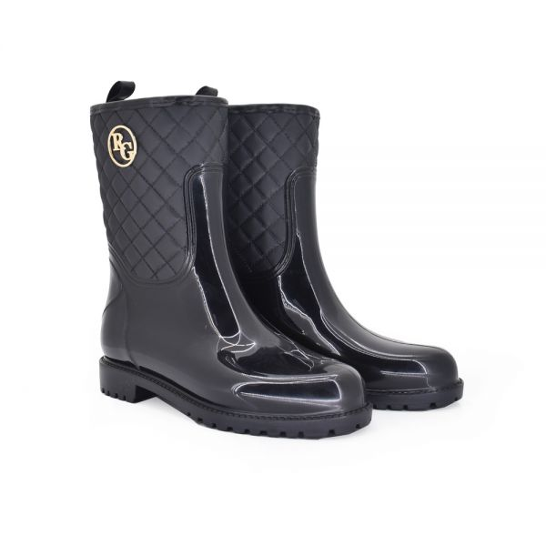 BLACK WATER BOOTS LOW CANE 46-647S