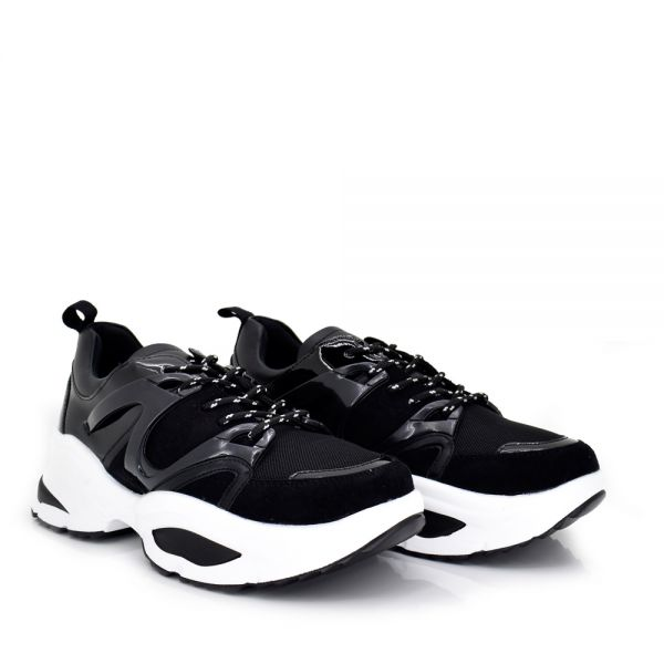 ZAPATILLAS TENIS BLACK RG9602