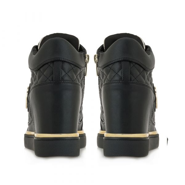 ZAPATILLA CUÑA INTERNA BLACK GOLD SANDY-833