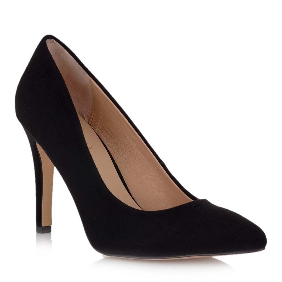 Zapato tacon negro