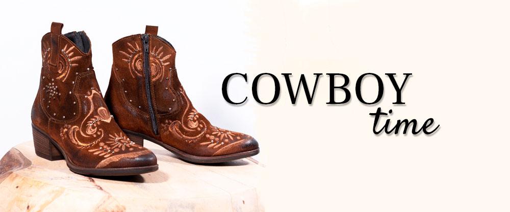¡Larga vida a las botas cowboy!