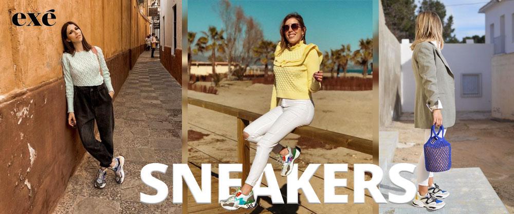 Es tiempo de sneakers
