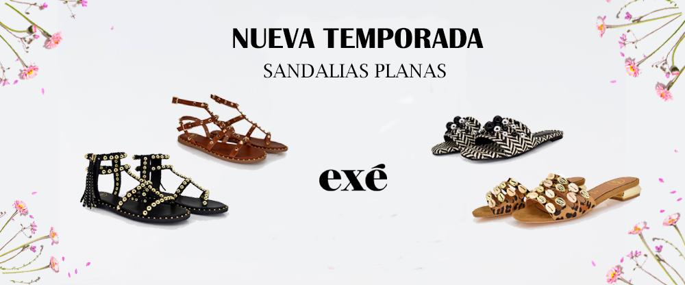 Sandalias planas: ¡el verano está aquí!