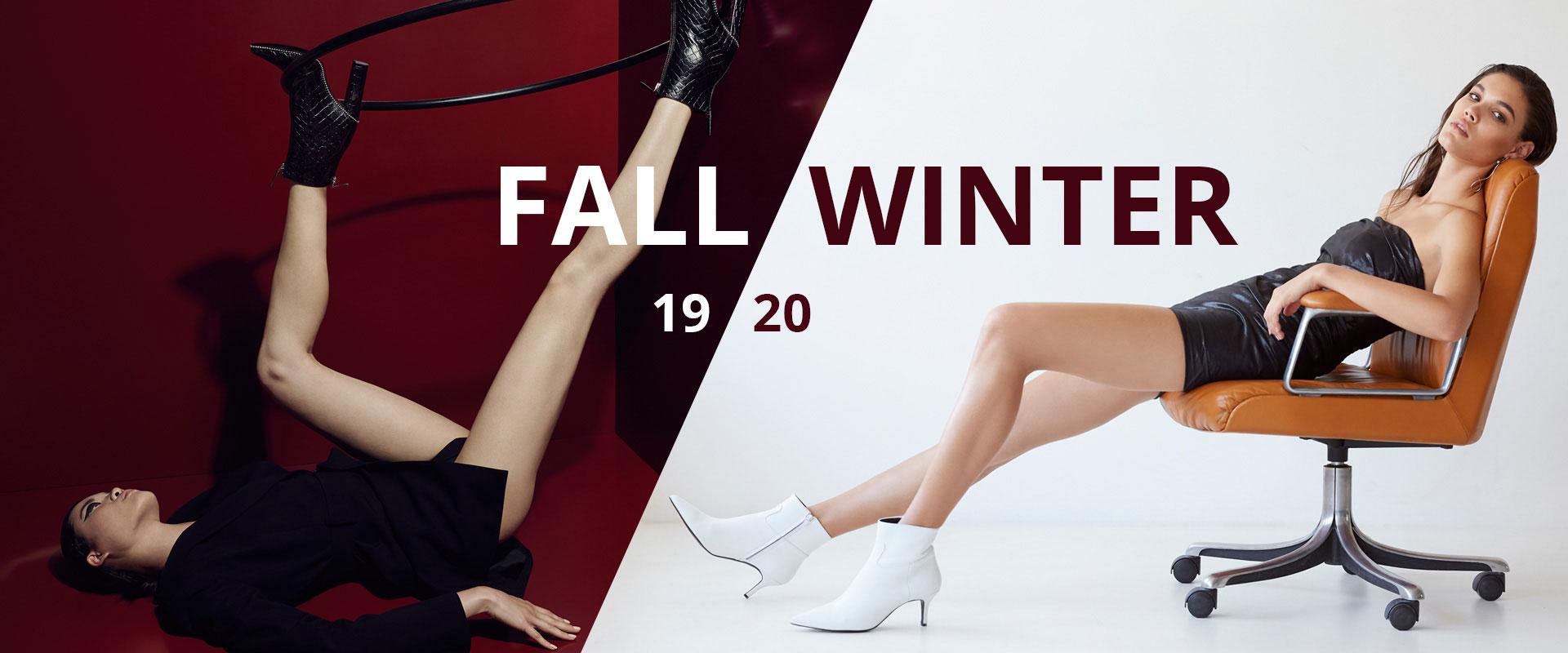 Nueva temporada otoño-invierno  Exé Shoes 2019/2020