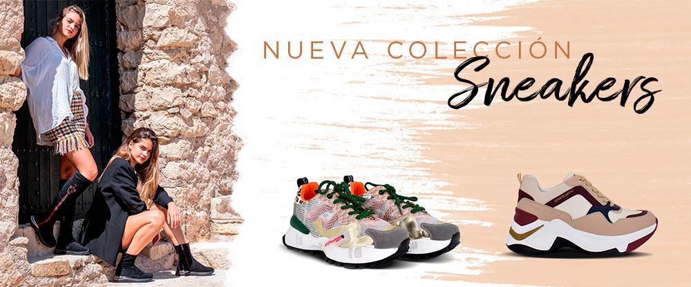 Nueva colección sneakers otoño 2021/2022