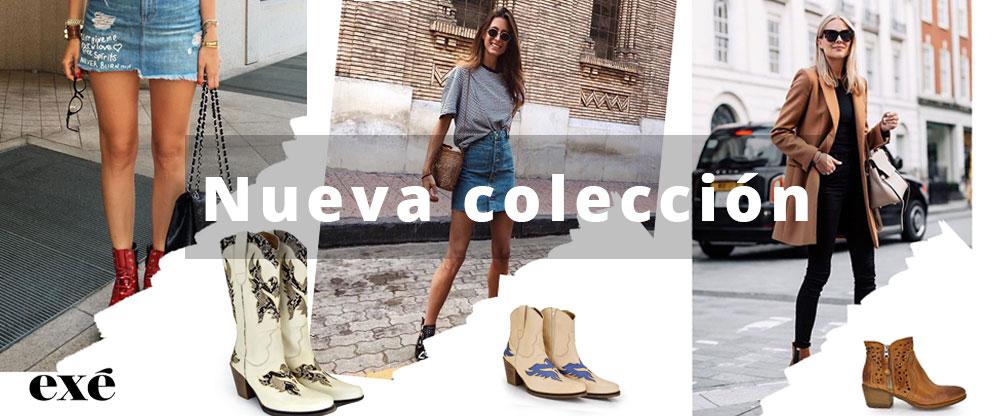 Cómo combinar las botas de la nueva temporada de Exé Shoes
