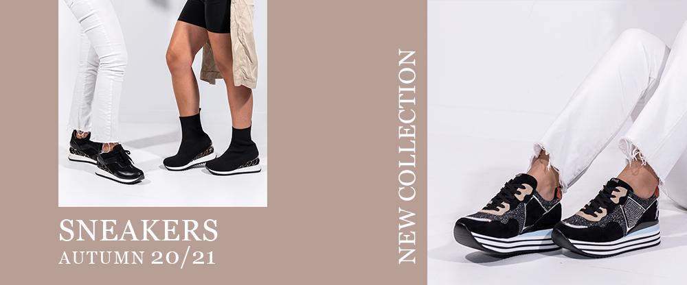 Nueva colección sneakers otoño 2020