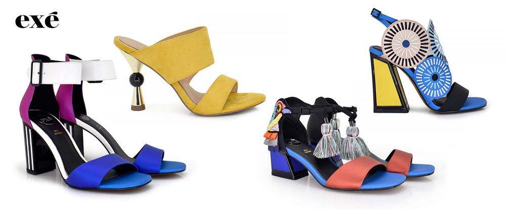 Nueva colección de sandalias de primavera verano 2020