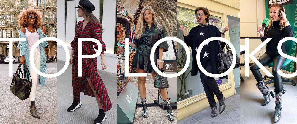 Temporada otoño-invierno 2019/2020: los looks favoritos de nuestras influencers top