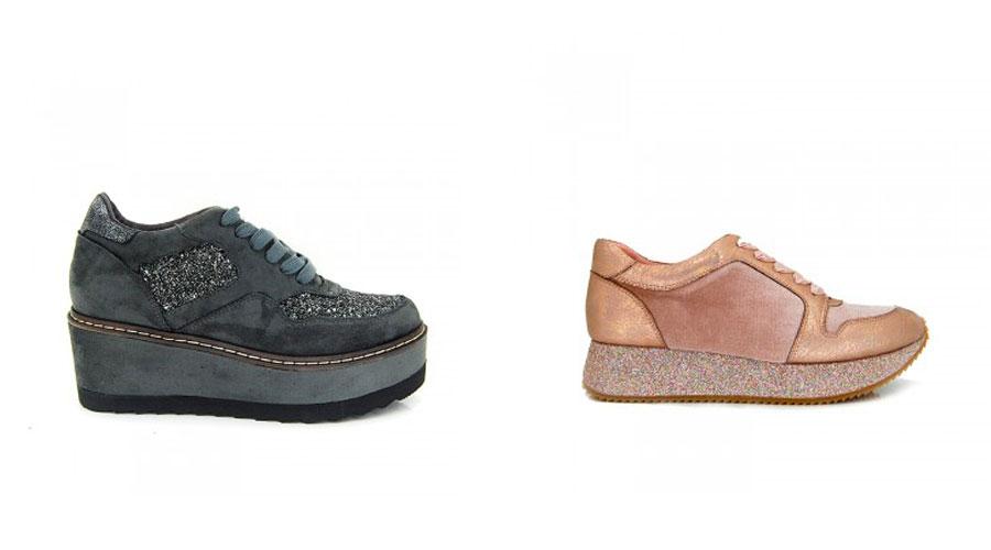 sneakers el múltiples colores Exé