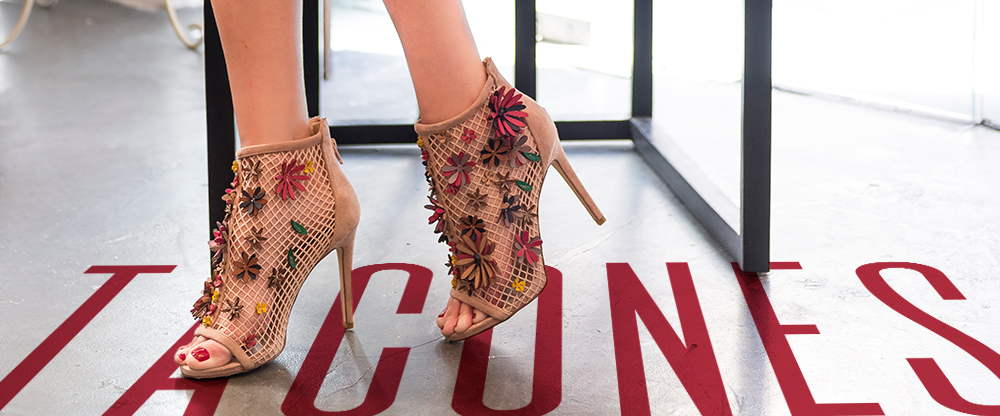 Zapatos de tacón nueva temporada Exeshoes